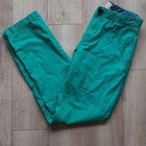 Original Penguin Green Pants - SZ 32/30